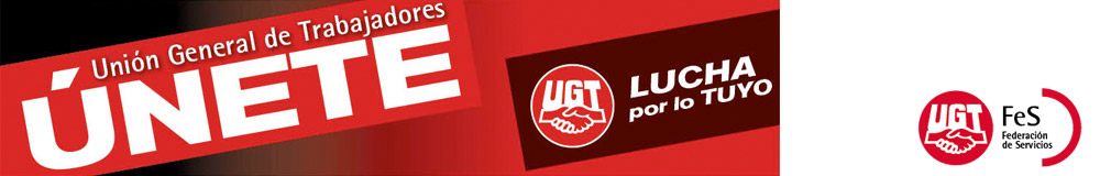 Vota UGT. Lucha por lo tuyo