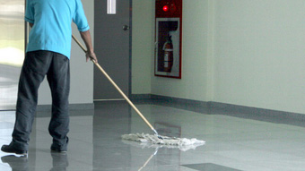 Limpieza edificios